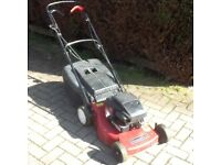 Mountfield rotary mower