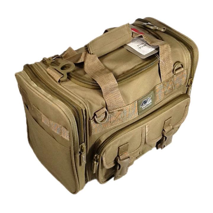 "15"" 1200cu. in. NexPak Tactical Duffel Range Bag TF115 TAN"
