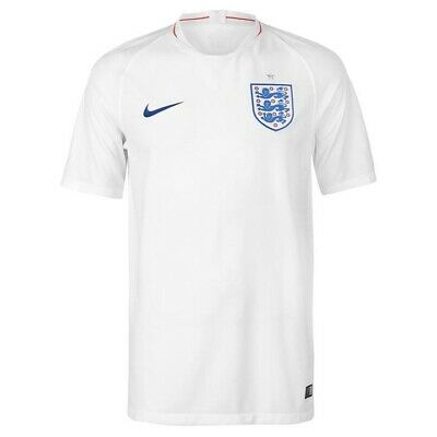 World Cup 2018 International Team Shirt-Small-Away-Short Sleeves-England