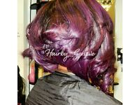 Qualified Top HairStylist. Relaxers, cuts, styling, weaves, cornrows, extensions & more! All h