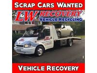 All Scrap Cars & Vans Wanted [LW Recovery - Vehicle Recycling & Recovery]