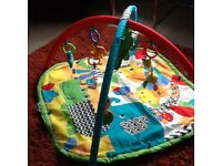 Play mat for new born to 6 months
