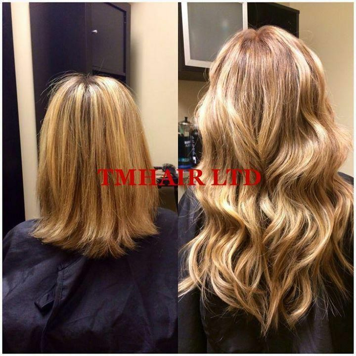 Micro Ringnano Tip Extensions Nano Ring Extensions Mobile Hair