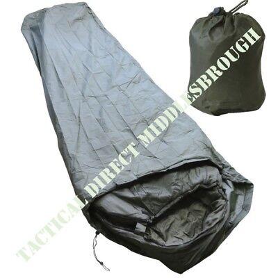BIVI BAG BREATHABLE WATER RESISTANT SLEEPING BAG COVER BIVVY CAMPING ARMY CADET