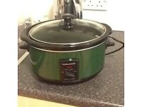 Murphy Richards slow cooker , never used .