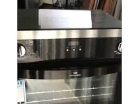 brand new built in cooker with double oven