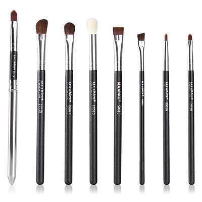 Makeup 8pcs Brushes Set Powder Foundation Eyeshadow Eyeliner Lip Brush Tool on Rummage