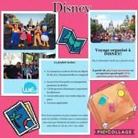 Voyage à Walt Disney