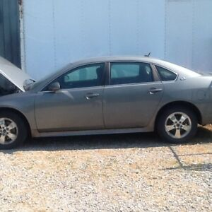 Parting out 2009 Impala email for details