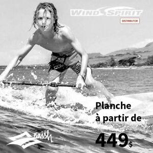 Windspirit Sup Planche à pagaie à partir de 449$