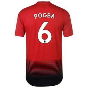 pogba manchester united jersey