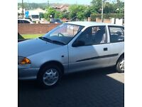 Suzuki swift under 45000 miles