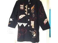 Two Indigo Moon ladies jackets