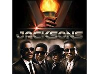 The Jacksons w/ Kool and The Gang, Blenheim Palace, Oxfordshire, A6 - Seat: X24