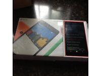 Nokia lumia 525 smartphone perfect working order on tesco