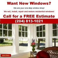 New Window Installation Residential and Commercial