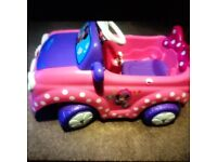 Mini mouse electric 12v car! Great value