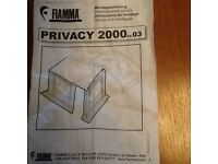 FIAMMA Privacy 2000 Room/ Awning