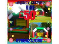 BOUNCY CASTLE HIRE £50