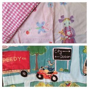 Housses de couette pour enfants - lit simple