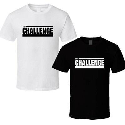 The Challenge Mtv T Shirt Xxx Season Dirty Thirty 30 White Black Men Tee Sm 2Xl