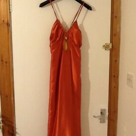 BRAND NEW SIZE 8 BALL GOWN/ PROM DRESS REDUCED