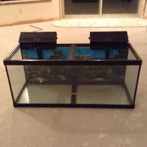 Approx 72  Gallon Aquarium ***( I FORGOT TO ADD ALL THE GRAVEL!)