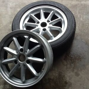 Smart  car wheels and tires