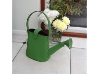 Quirky Retro Green Watering-Can Hand Bag