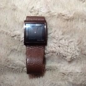 Men's police watch