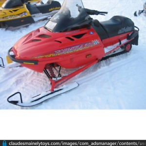 looking to buy a S chassis skidoo body 380,440,583,500,670