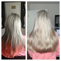Hair Extensions with Hairflair