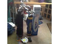 Junior golf sets