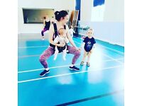 Sweaty Mama Fitness Classes
