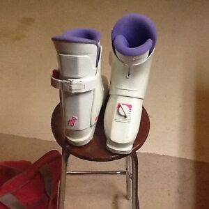Nordics n507 rear entry ski boots