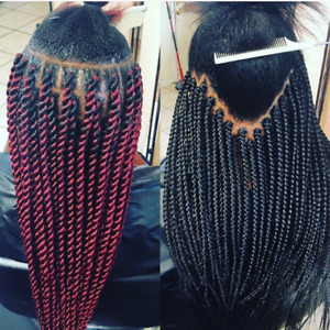 Hair stylist for all types of hair