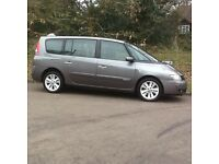Renault Grande Espace, 2004, Left Hand Drive, UK Reg. Petrol, 3500 litre Auto, MOT
