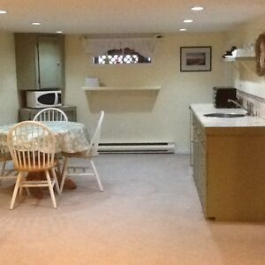 Rothesay Furnished Apt
