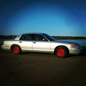 CrownVictoria1999 for more info email germainbreau1992@gmail.com