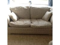 FREE 2 seater bed settee and 2 chairs