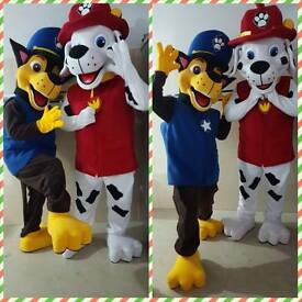 children entertainer / face painting / mascot / bouncy castle / balloon modelling / disco dome