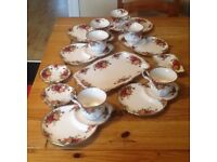 Royal Albert Old Country Rose China