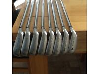 For sale Wilson di 9 clubs 4 iron to sandwedge