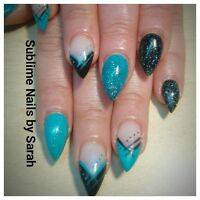 Sublime Nails by Sarah