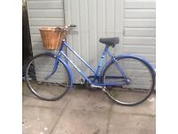 Lovely vintage bike single cog no gears £45 can deliver for petrol