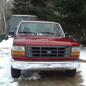 1996 Ford F-150  4 x4
