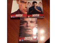 Dexter DVD's Sixth, Seventh & Final season
