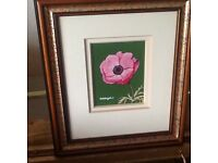 Frank Colcough small original water colour painting