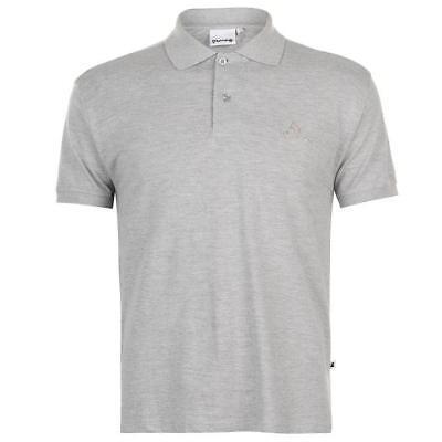 Money Ante Polo Shirt Light Grey Large TD180 EE 13