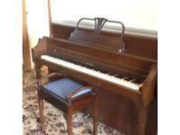 Concert-tone Piano